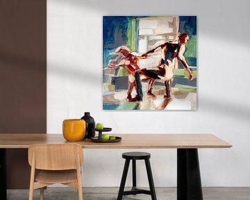 Frei und verbunden von ART Eva Maria
