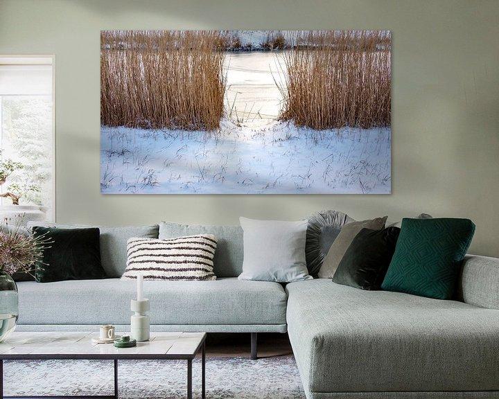 Sfeerimpressie: Doorgang van Jan van der Knaap