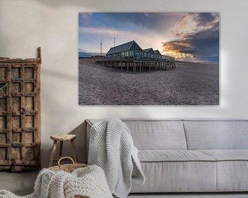Phare de Faro2 Paal 31 Texel sur Texel360Fotografie Richard Heerschap