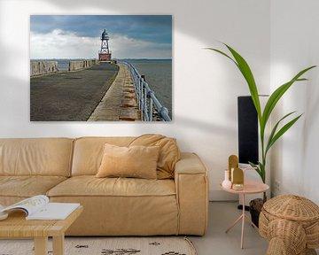 Leuchtturm, Wilhelmshaven von Katrin May