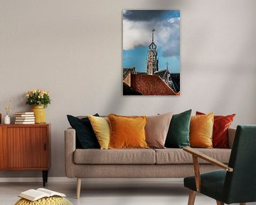 De toren van Hoorn von Harrie Muis