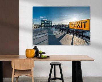 Exit. van Henri Boer Fotografie