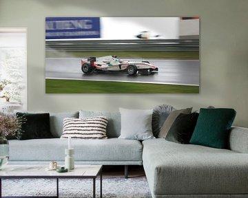 A1 GP car ITA van Tim Buitenhuis