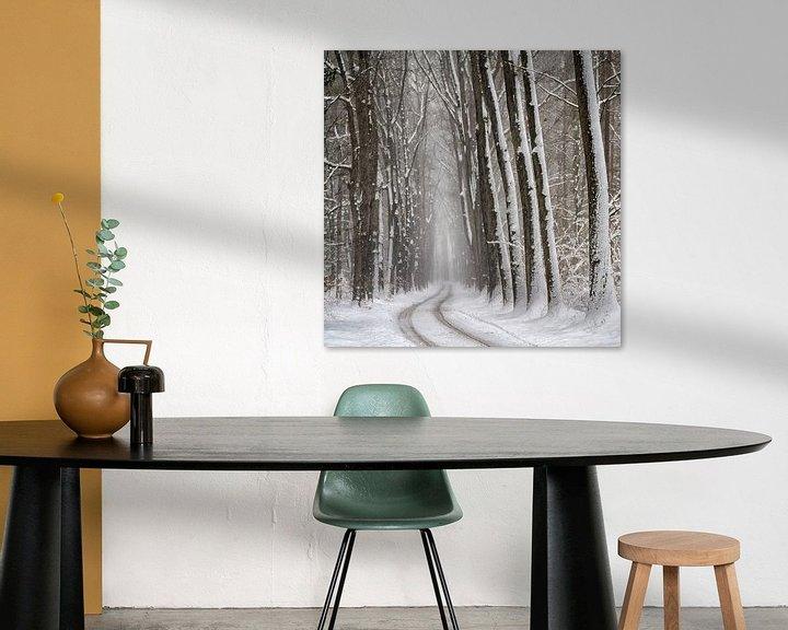 Sfeerimpressie: Hollandse Winter van Lars van de Goor
