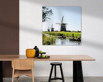 3 Molens Stompwijk van Scholtes Fotografie