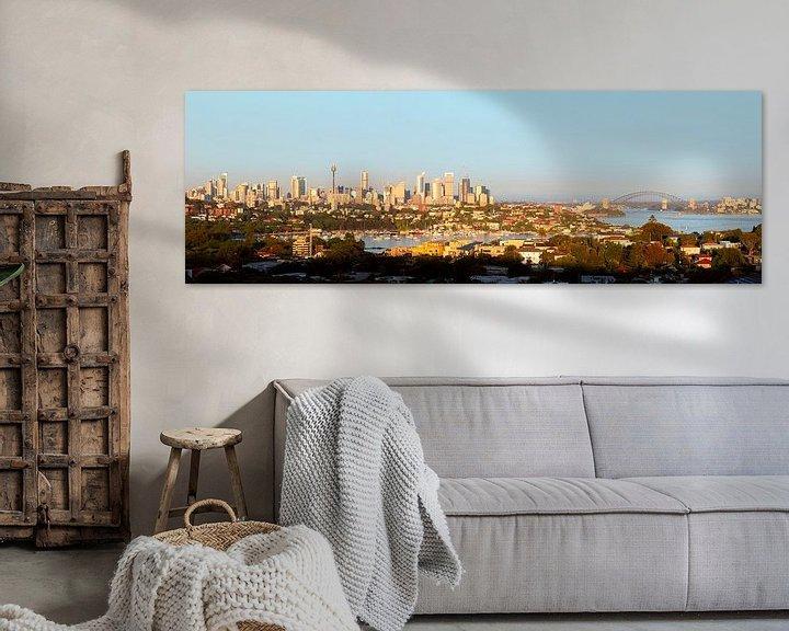 Sfeerimpressie: Panorama van Sydney van Rob van Esch
