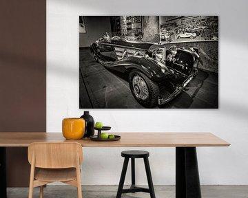 Mercedes 500K sur Rob Boon