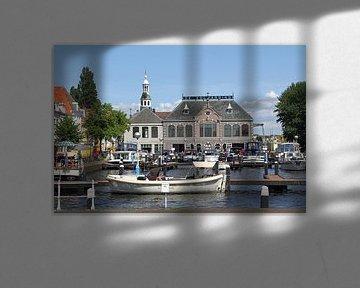 Haven van Leiden van Carel van der Lippe