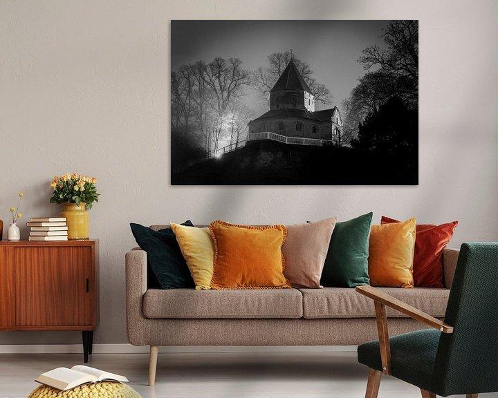Impression: Chapelle Saint-Nicolas à Nimègue sur Maerten Prins
