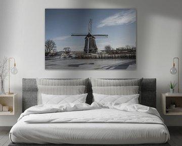 Hollands tafereel van Stephan Scheffer