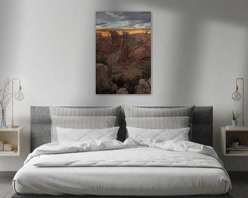 Canyon de Chelly. van Remco van Adrichem