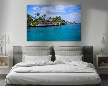 Curaçao bay van Charles Poorter
