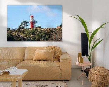 Der Zwerg, Leuchtturm Vlieland