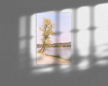Passau, Duitsland, high key van Naomi van Mierlo