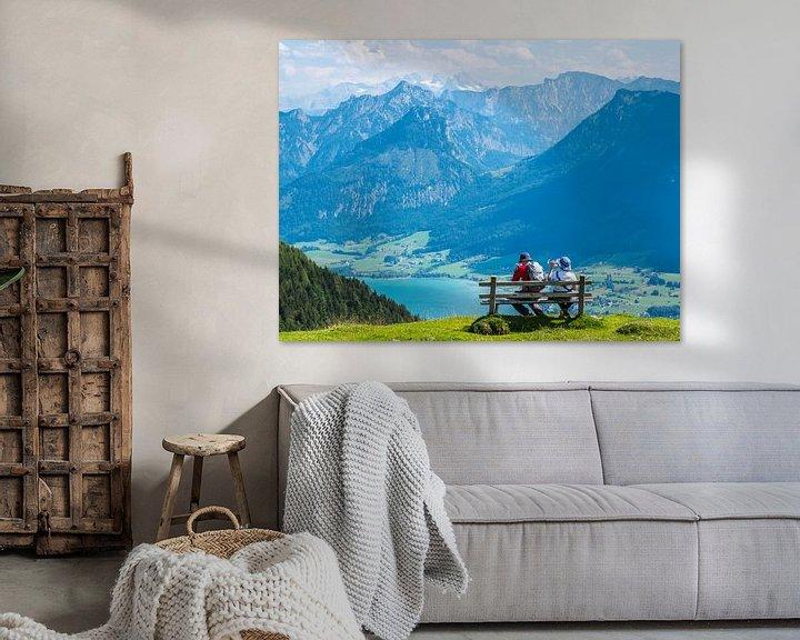 Sfeerimpressie: Toerisme aan de Mondsee in het Salzsalzkammergut van Animaflora PicsStock