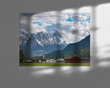 Farchant in Oberbayern von Katrin May