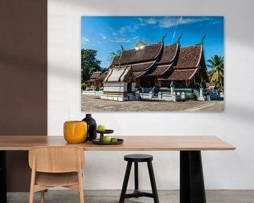 Luang Prabang - Vat Xieng Thong van Theo Molenaar