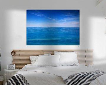 Blauwe Zee van BVpix
