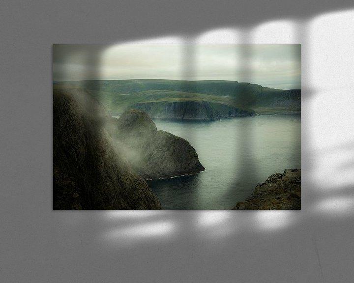 Sfeerimpressie: De Noordkaap van Jille Zuidema
