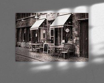 Bakkerij/restaurant in Gent van Bob Bleeker