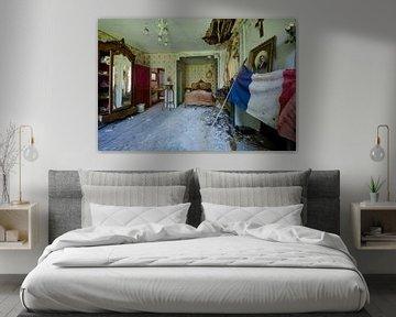 Ein schöner Raum, vergessen von Aurelie Vandermeren