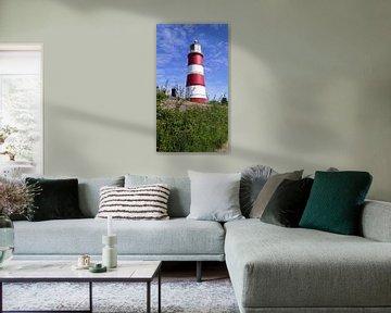 Happisburgh Lighthouse von Babetts Bildergalerie