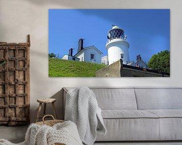 Lowestoft Lighthouse von Babetts Bildergalerie