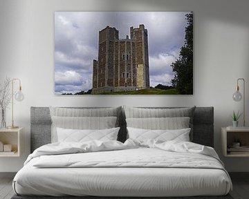 Orford Castle is een kasteel in het dorp Orford van Babetts Bildergalerie