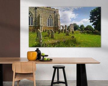 Orford Church and Cemetery in het Verenigd Koninkrijk van Babetts Bildergalerie