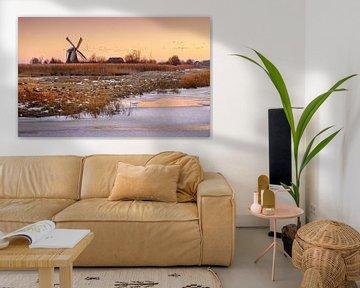 Noordermolen Noorddijk van Marga Vroom