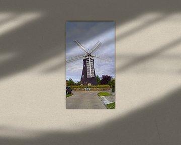 Die Windmühle Holgate von Babetts Bildergalerie