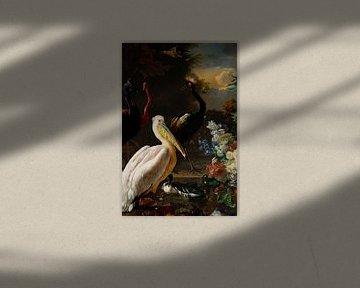 Mashup klassische Gemälde II von Jadzia Klimkiewicz