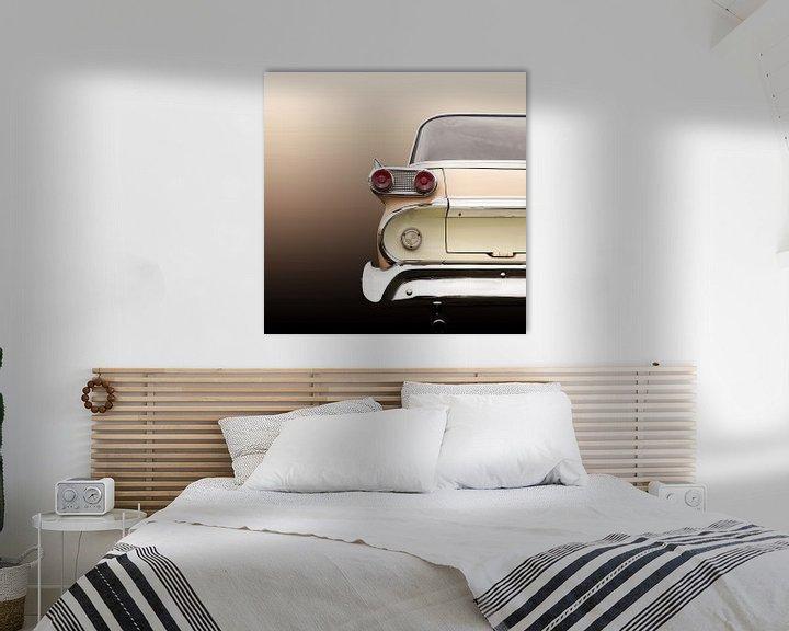 Sfeerimpressie: Amerikaanse oldtimer 1959 Villager station wagon van Beate Gube