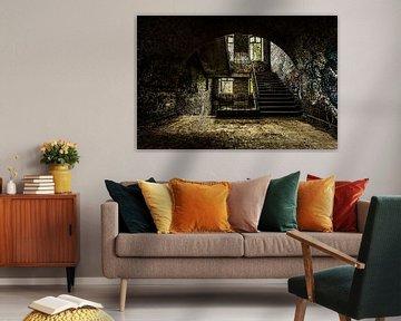 Fort de la Chartreuse von Dick Jeukens