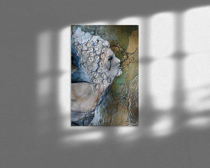 Sfeerimpressie: 'Serendipity 2' van Kim Rijntjes