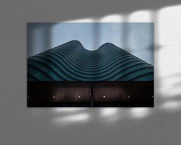 Rabobank gebouw Utrecht van Fabio Holkema