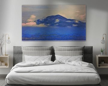 Neapel Italien von Schildersatelier van der Ven