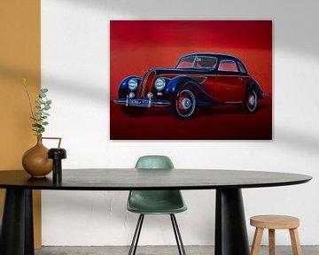 EMW BMW 1951 Peinture