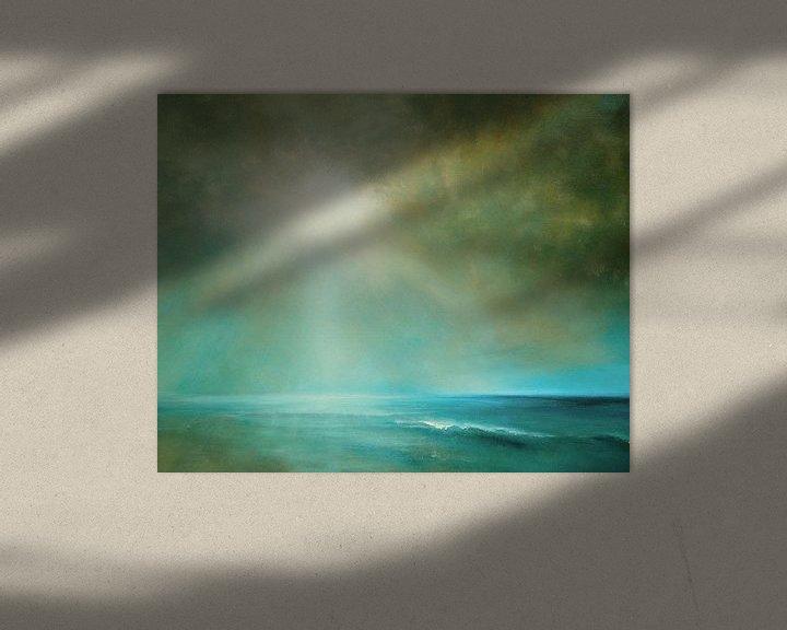 Sfeerimpressie: Macht en stilte van Annette Schmucker