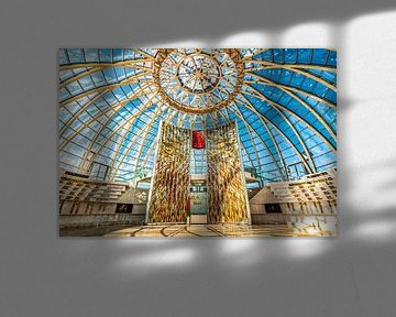 Belarussisches Staatliches Museum für die Geschichte des Großen Vaterländischen Krieges - Minsk, Bel von TPJ Verhoeven Photography
