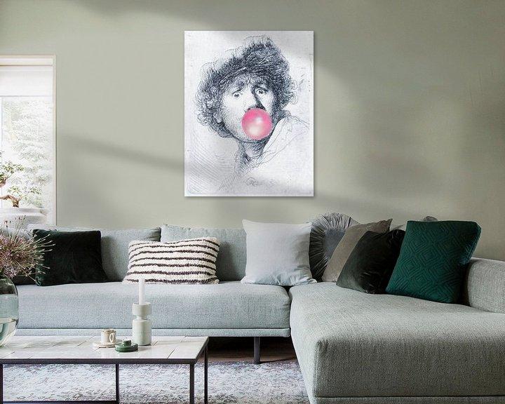 Impression: Rembrandt, et alors ? sur Affect Fotografie