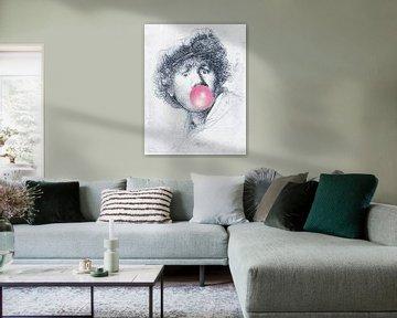 Rembrandt, Na und? von Affect Fotografie