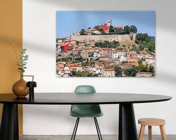 Motovun, Istrien, Kroatien von Katrin May