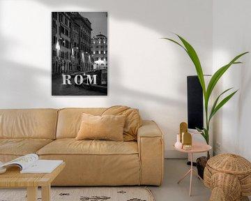 Städte im Regen: Rom II von Christian Müringer