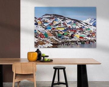 De kleurrijke Kaangamuit van Reinhard  Pantke