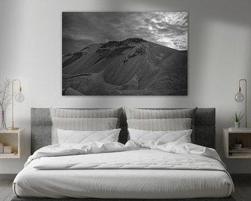 Die Berge von Lixhe von Indra Moonen