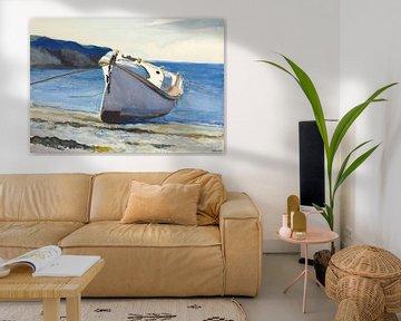 Coast Guard Boat van Antonije Lazovic