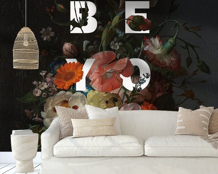 """Impression: Bouquet du Rijksmuseum classique moderne """"Be You sur Studio POPPY"""
