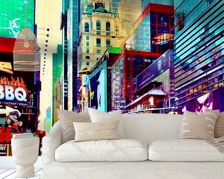 Beispiel fototapete: New York, New York von Kathleen Artist Fine Art