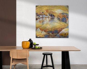 Abstrakte Inspiration LVI von Maurice Dawson